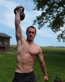 craig ballantyne kettlebell abs1 216x270 Bodyweight 300 Challenge & Two Other Sick Workouts